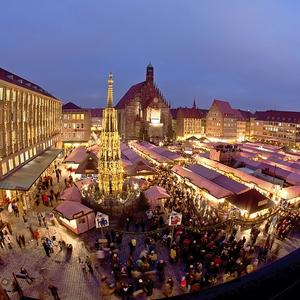 Eröffnung Christkindlesmarkt Nürnberg