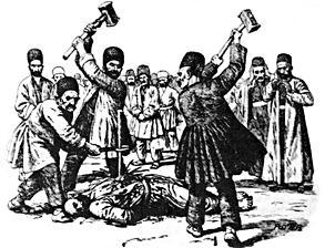 babi persecution