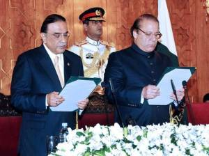 nawaz-sharif-takes-oath-as-prime-minister-1370447474-1101